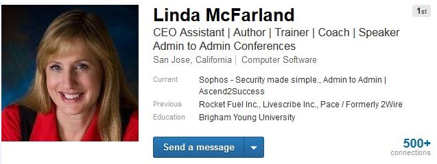 Should An Administrative Assistant Be On Linkedin A